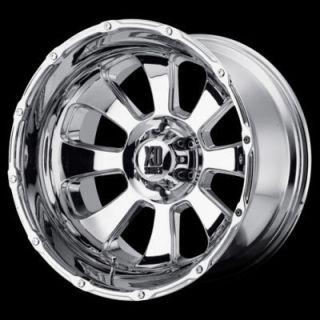 Chrome Rims 5 Lug Wheel Ford Ranger Truck 5x4 5 XD Series