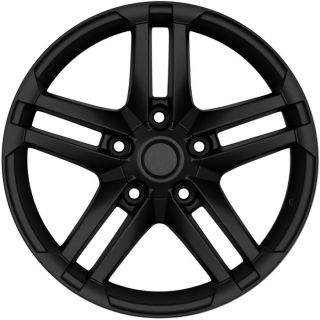 20 TRD Matte Black Wheels Rims Fits Tundra Sequoia 2007 Land Cruiser