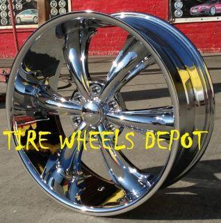 22 inch DW19 Rims and Tires Yukon Escalade Tahoe Sierra Silverado
