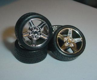 Pegasus 19 Irock Wheels & Tires Rims 1/25 Camaro Iroc 1/24 Model Car