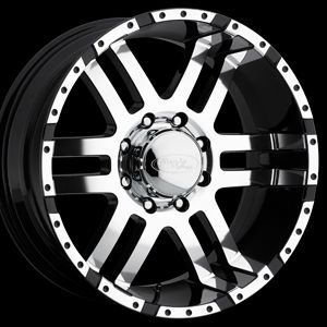 Eagle 079 Wheels Rims 18x8 5 Fits Chevy GMC Silverado 2500 2500HD