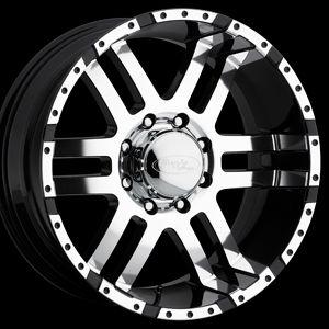 Eagle 079 Wheels Rims 18x8 5 Fits Chevy GMC Silverado 2500 2500HD