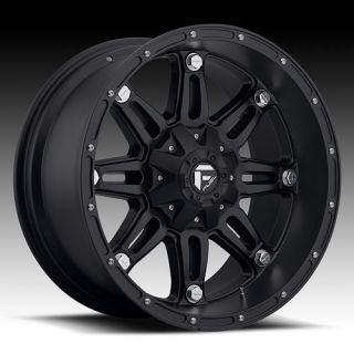 Hostage Rims with 35x12 50x17 Federal Couragia MT Wheels Tires