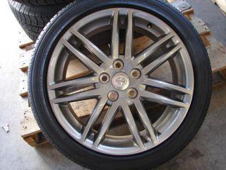 18 2011 Scion TC 14 Spoke Wheels Rims with Tires