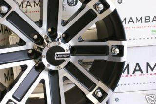 17 Mamba Ford F 250 350 Super Duty 8x170 Wheels Rims