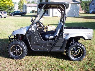 Polaris Ranger Swamp Lite ATV Tire 14 B6 Wheel Kit Complete