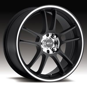 17 Wheels Rims American Eagle Wheels Black Integra Aveo Cobalt Neon