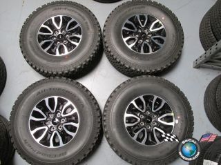 2012 13 Ford F150 Raptor Factory 17 Wheels Tires Rims 315 70 17 BFG