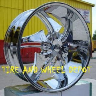 24 INCH B13 RIMS AND TIRES CHARGER MAGNUM CHRYSLER CAMARO CHALLENGER