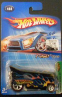 2005 Hot Wheels Treasure Hunt Customized VW Drag Bus 13 12