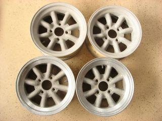 RS Watanabe Wheels Rims AE86 510 KP61 240Z 260z s13 240sx Datsun 14