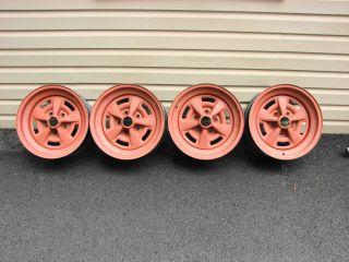 Pontiac Firebird Trans Am GTO Judge 15x7 Rally II JW KR Wheels