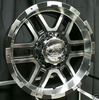 17 ion Alloy 179 Ford F 250 350 Super Duty Wheels Rims