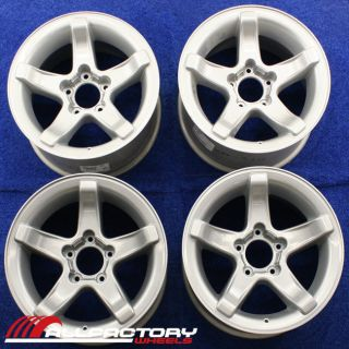 Lightning 18 2000 2001 Factory Wheels Rims Set Four 3401
