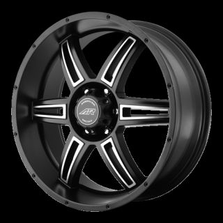 18 Inch Black Rims Wheels Dodge RAM 1500 Durango Dakota Ford E150 F150