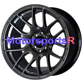 Chromium Black Concave Rims Wheels Stance Et 20 4x100 4x114 3