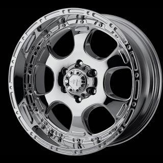 HE842 Chrome 8X170 Ford Super Duty F250 F350 Wheels Rims Free Lugs