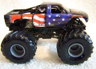 Hot Wheels Monster Jam Truck Retired Airborne Ranger