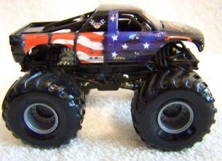 Hot Wheels Monster Jam Truck Retired Airborne Ranger