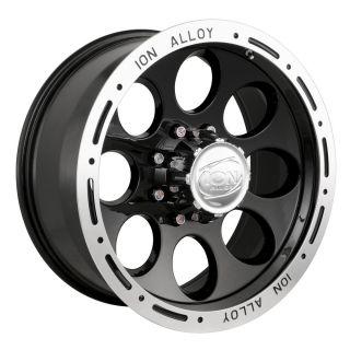 ion Alloy Style 174 Black 5x4 5 w 27 Et 174 5865B Wheels Rims