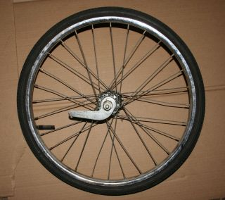 Schwinn Sting Ray Rear Tire and Rim