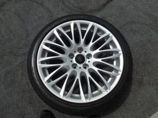 Only 20x9 BMW Wheels Rims Tire 745i 750i 650i 645i