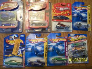 Hot Wheels Johnny Lightning Holiday Muscle Cars Halloween Fathers Day