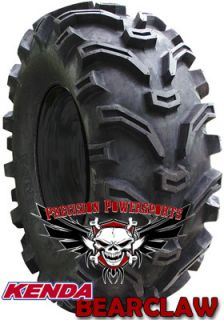 27 Kenda Bear Claw Tire w 12 SS STI Wheels Mud Kit