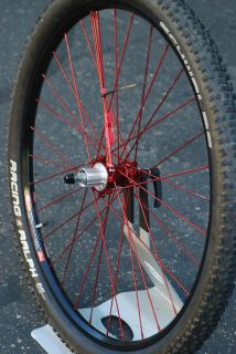 Industry Nine 29ER Cross Country Wheels Lefty Front i9 Wheels