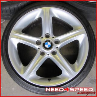 BMW Factory E82 128 135 Staggered Wheels Rims Bridgestone Tires
