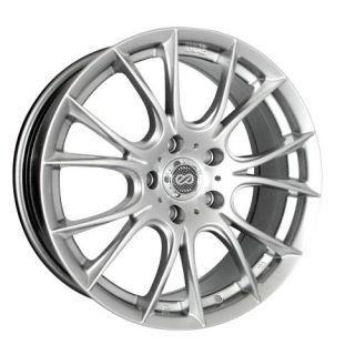 18 Enkei Ammodo Silver Rims Wheels Malibu Cobalt Aura
