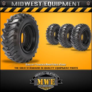 10x16 5 Bobcat Mustang Gehl Case Tires Wheels Rims