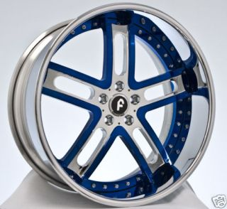 30 Forgiato Estremo Wheels Old School Donk Box Chevy Cadillac Tahoe