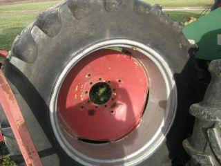 International Harvester John Deere Case 18 4 34 Rims and Tires