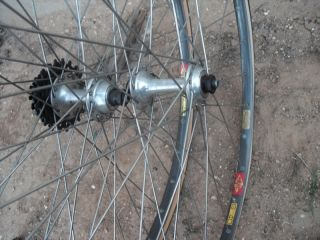 Mavic G40 Wheels with Specialized Hubs 700c Road Bike RIMS 32H