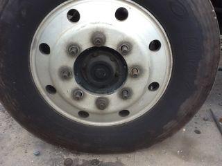 Alcoa 22 5x8 25 8 Lug Aluminum Wheels Rims