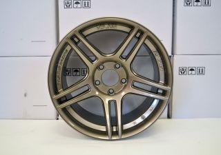 Cosmis Racing Aluminum Wheels Rims 17x9 22 5x114 SR5 JDM Hellaflush