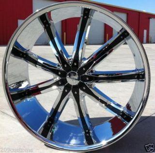 26 26 inch DW 29 Wheels Tires Rims 5x139 7 Dodge RAM 1500 Durango