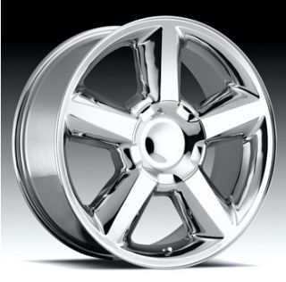 inch Chevy Tahoe Suburban Factory Reproduction Replica Wheels
