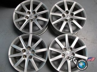 Lexus GS300 GS350 Factory 17 Wheels OEM Rims 74185 ES300 SC300 74185