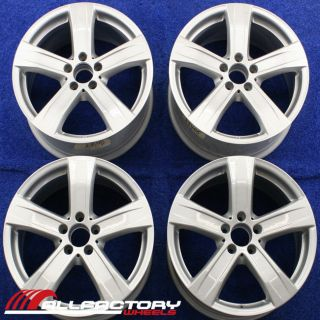 CL550 E350 S400 S450 S550 S600 18 2011 2012 OEM WHEELS RIMS SET 85121