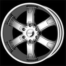 24 KMC Brodie Rims Wheels Chrome 24x9 5 30 6x135