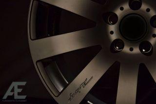 Infiniti G35 G37 M37 M35 M45 Wheels Rims and Tires HR4 Matte Black