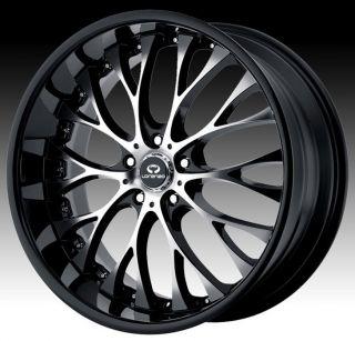 20 inch Black Wheels Rims 5x4 5 5x114 3 Nissan 350Z 370Z Infiniti G35