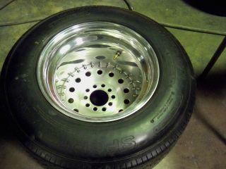 15x15 Centerline Aluminum Drag Wheels Rims Weld American Racing