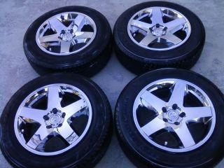 Dodge Charger 2010 Original Rims Tires