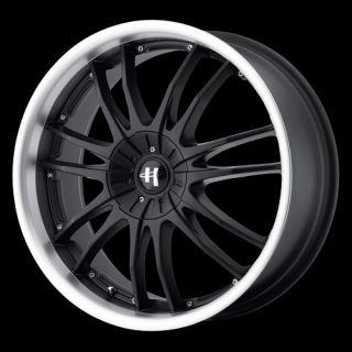 Firebird Camaro S10 4x4 Black Machined Wheels 5 on 4 75 120 65
