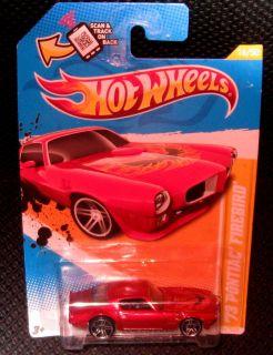Hot Wheels 1973 Pontiac Firebird Trans Am 16 1 64