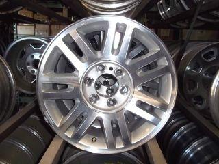 2010 2011 Ford F150 18x7 5 OEM Spare Aluminum Wheel Rim 9L34 1007 HB