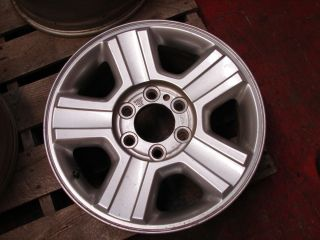 17 Ford F 150 5 Spoke Factory Wheels Alloys Rims